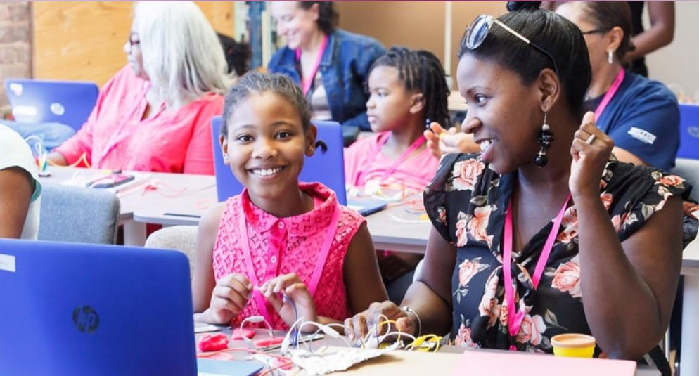 Black Girls Code Atlanta Chapter Presents We Create  Atlantaficom-7027