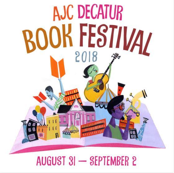 AJC Decatur Book Festival   Presenting Authors