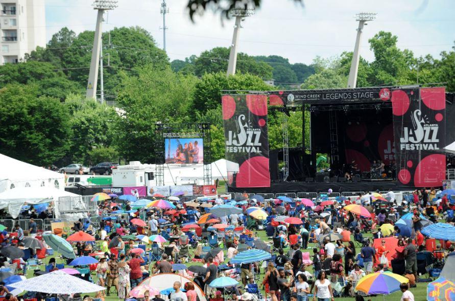 Atlanta Jazz Festival 2020 Lineup.Atlanta Jazz Festival 2019 Date Time Info Atlantafi Com