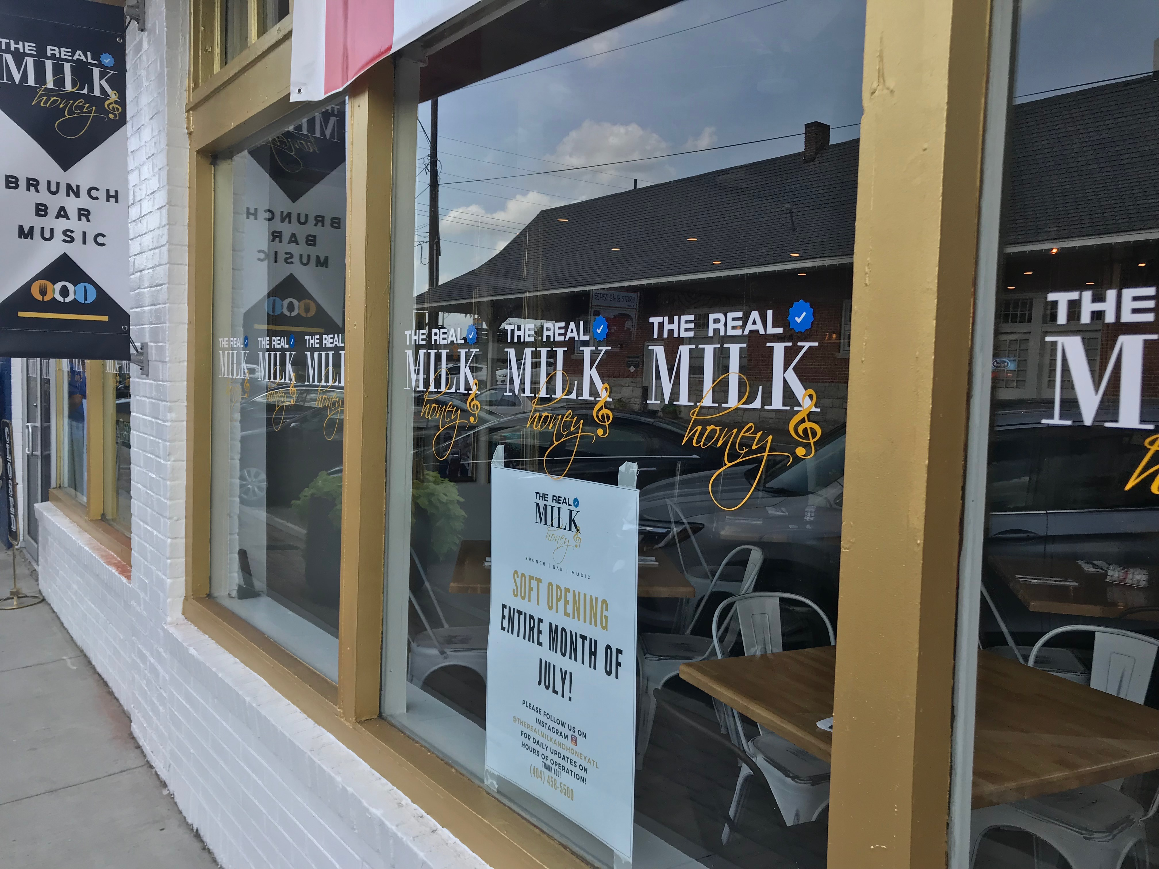 Real Milk And Honey Restaurant Opens In College Park