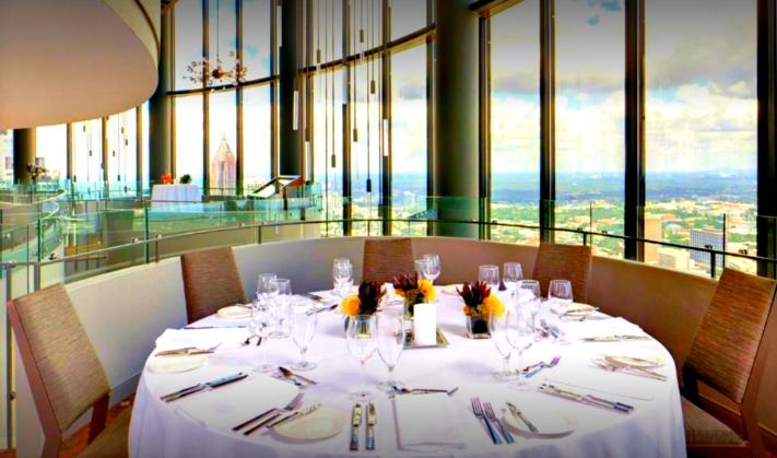 Best Restaurants In Downtown Atlanta Atlantafi Com