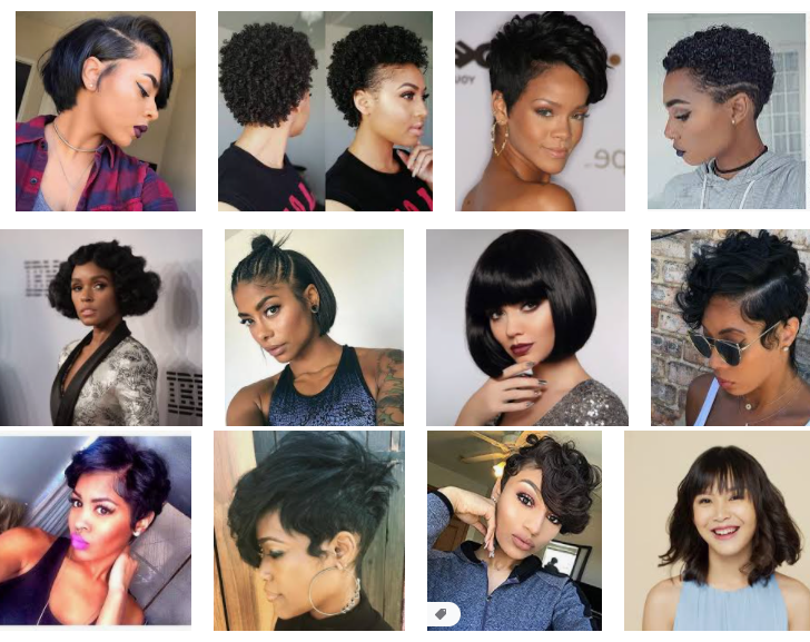 Short Hair Styles For Black Women Atlantafi Com